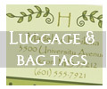 LUGGAGE & BAG TAGS