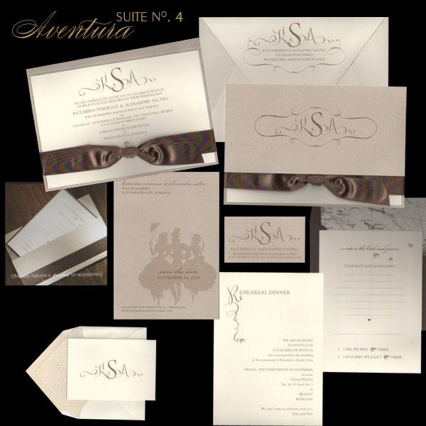 Wedding Invitations. Suites4 5 6