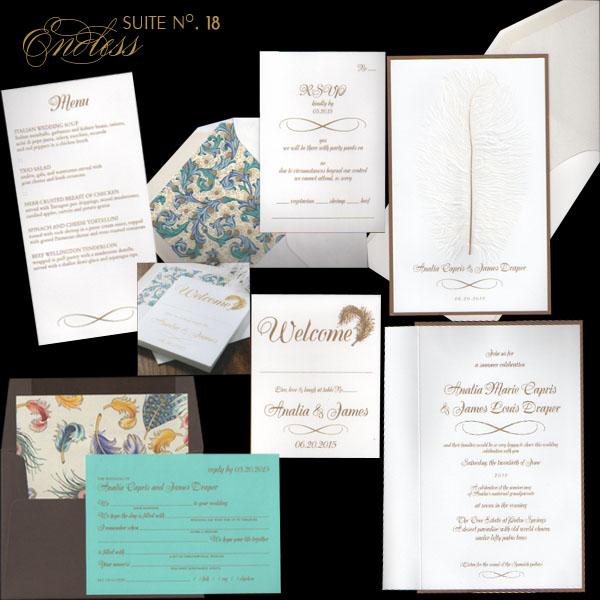 wedding invitations - Checkerboard Wedding Invitations